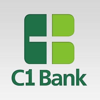 C1 Bank Mobile LOGO-APP點子