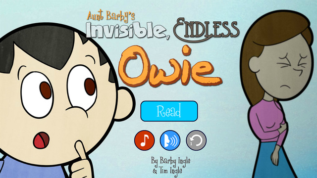 Aunt Barby's Invisible Endless Owie