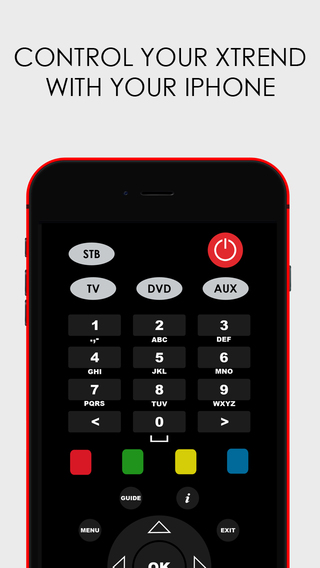 Remote Control for Xtrend