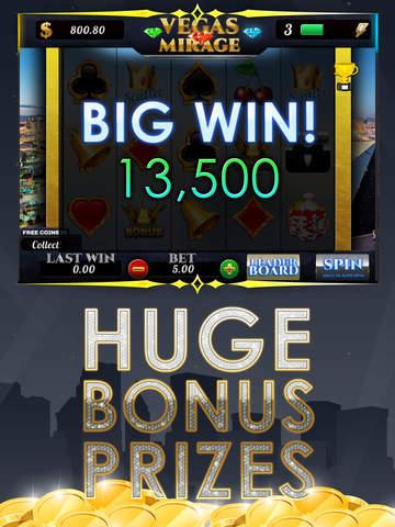 AAA Aalii Slots Vegas Mirage FREE Slots Game-ipad-0