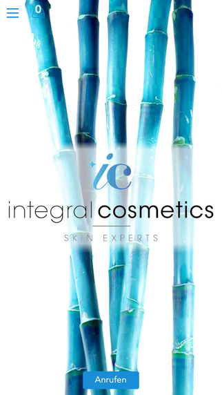 Integral Cosmetics Gaby Kron