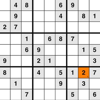 Straight Sudoku LOGO-APP點子