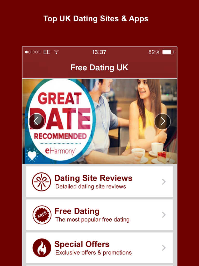top 5 uk dating apps Dating apps have transformed the way we online date we're no longer limited to finding someone special in front of our desktop at home — we can now do that while standing in line at starbucks, walking the dog, and even using the bathroom (if that's your style).