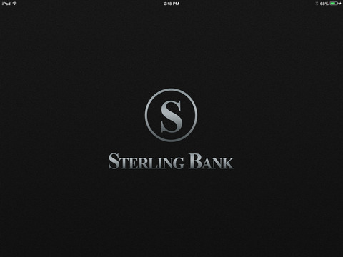 Sterling Bank Mobility for iPad