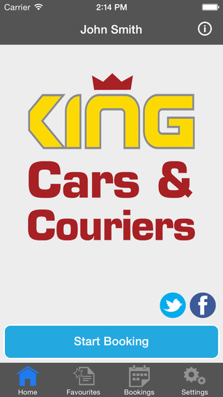 King Cars Couriers