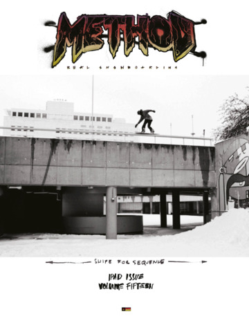 Method Snowboard Magazine 15
