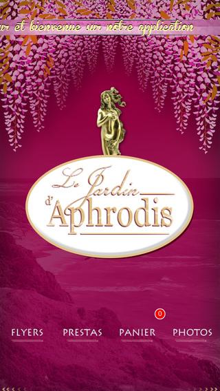 Le jardin d'Aphrodis