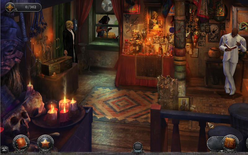 Gabriel Knight - Sins of the Father - 20th Anniversary Edition Screenshots