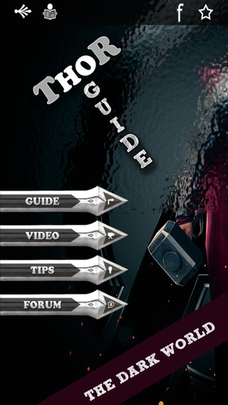 Guide for Thor: The Dark World + Videos Forum News