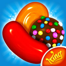 Candy Crush Saga - iOS Store App Ranking and App Store Stats