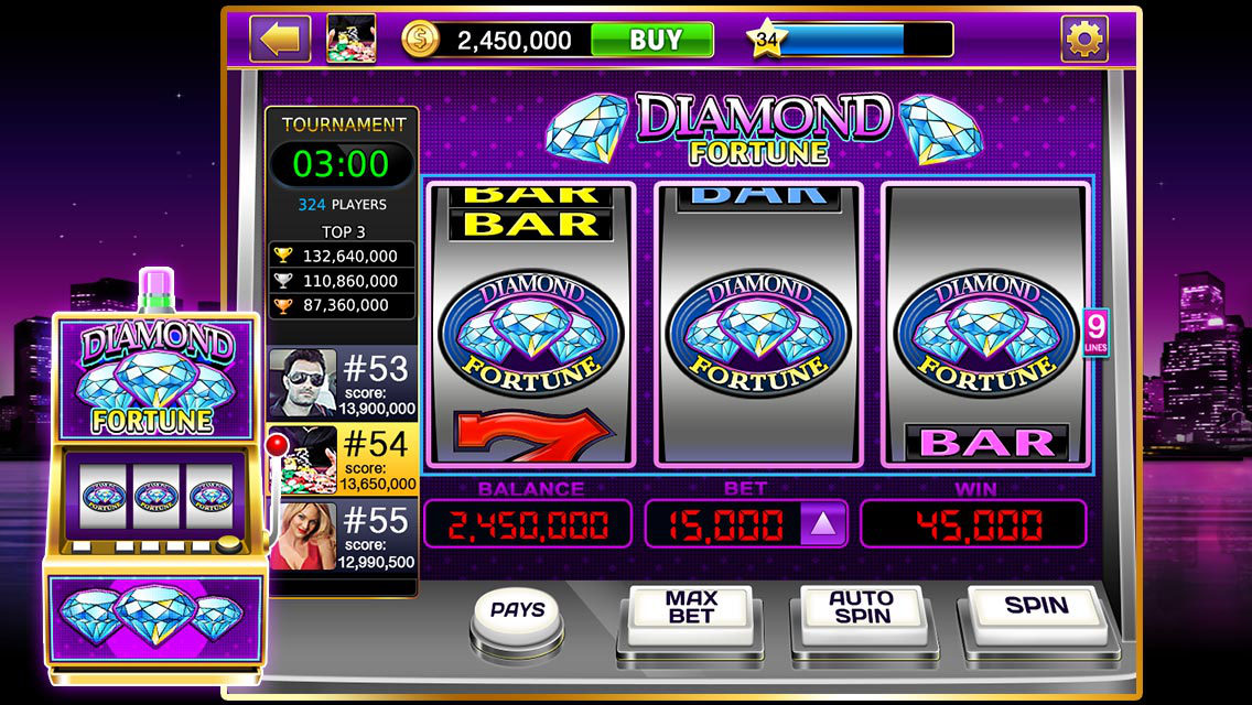 best slots game iphone