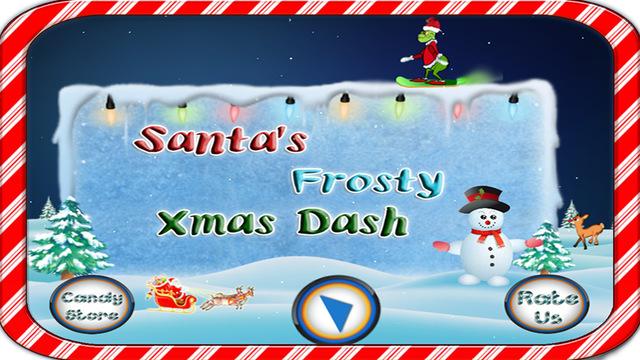 Santa's Frosty Xmas Dash