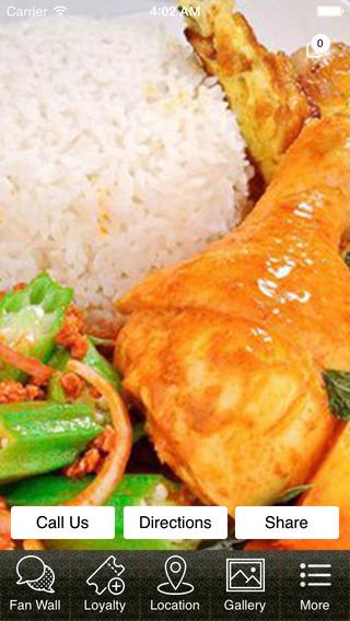 Loh Huan Mixed Vegetable Rice