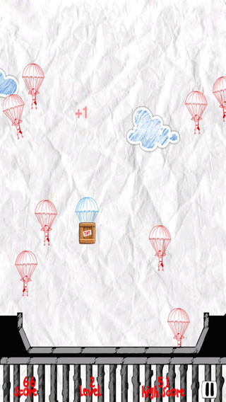 Adventure of the Falling Baby Sketchman Rescue Challenge Game FREE