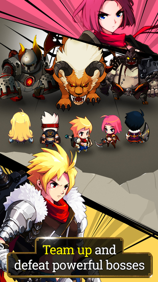 ZENONIA S: Rifts In Time Screenshots