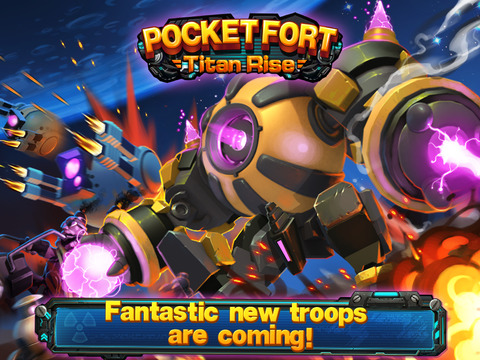 Pocket Fort HD