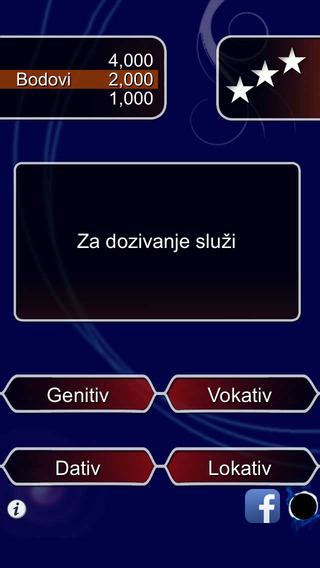 Kviz 4 - Srpski