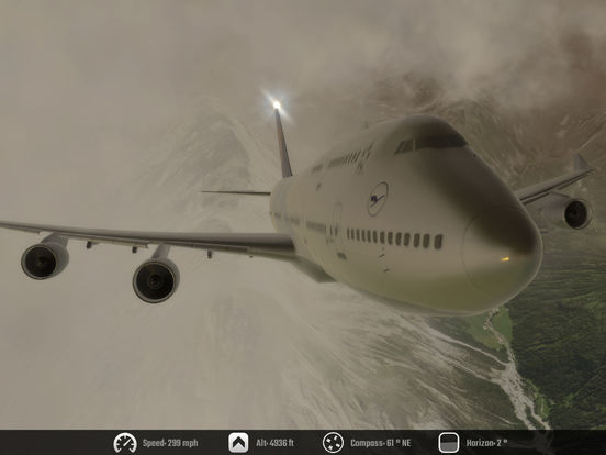 Screenshot #1 for Flight Unlimited 2K16 - Flight Simulator