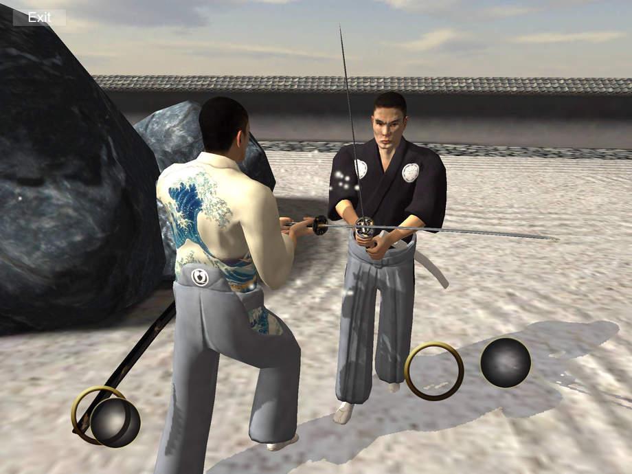 Samurai Story - Sword Fight Simulator - iOS Store Store Top Apps | App