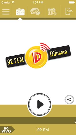 Difusora 92 7 FM