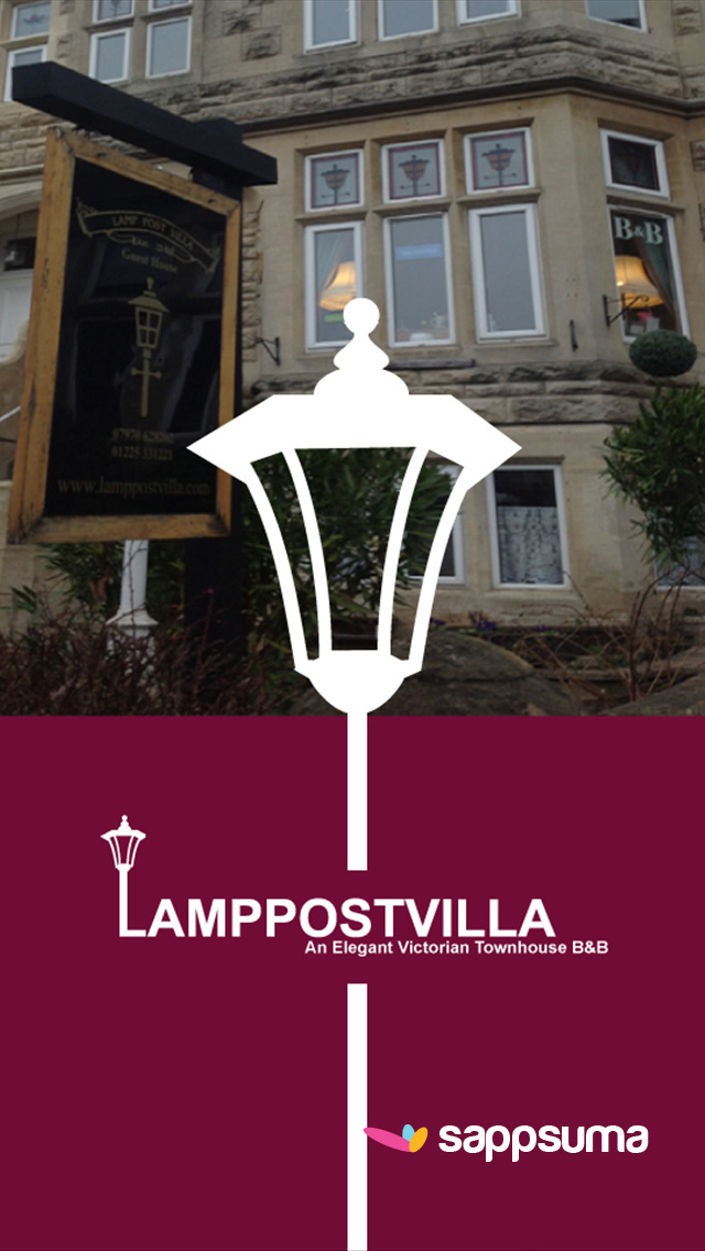 App shopper lamppost villa lifestyle for Adonia beauty salon