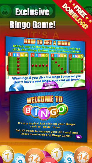 Superior Win - Play the Simple and Easy to Win Bingo Card Game for FREE