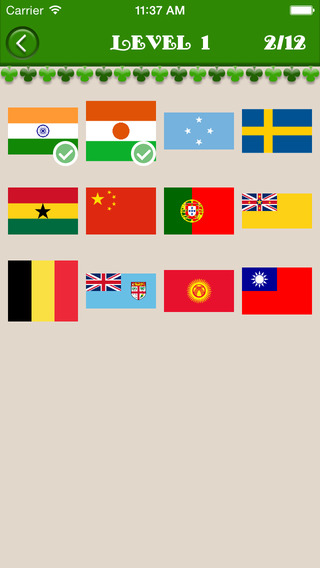 Guess The Flag - Country Flag Quiz
