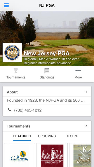 New Jersey Section PGA