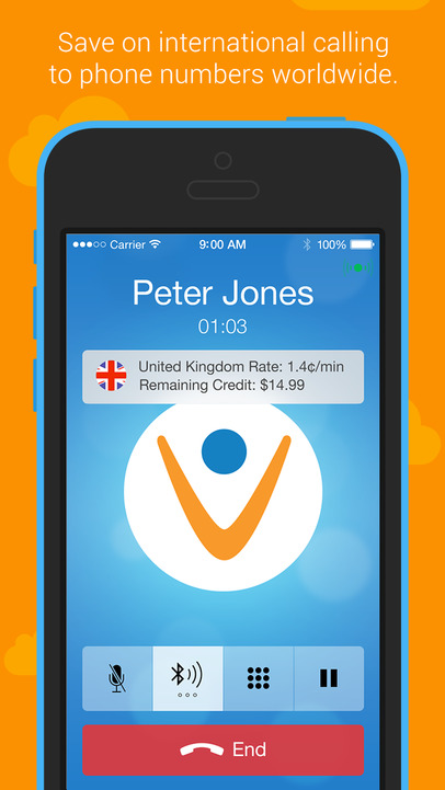 Vonage Mobile – Voice, Text, and Video - iPhone Mobile Analytics and App Store Data