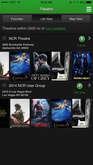 NCR Mobile Movie Time