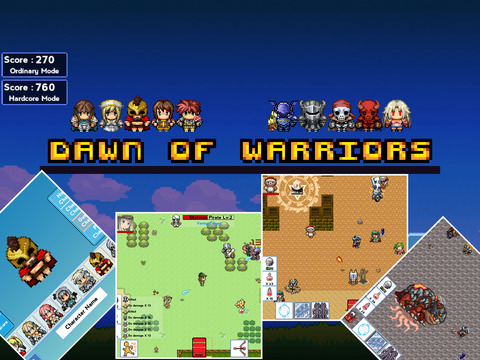 Dawn of Warriors -- Chaos Wars Screenshots
