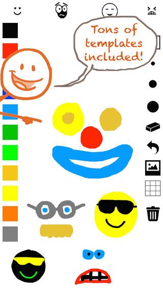 Draw Emojis Free