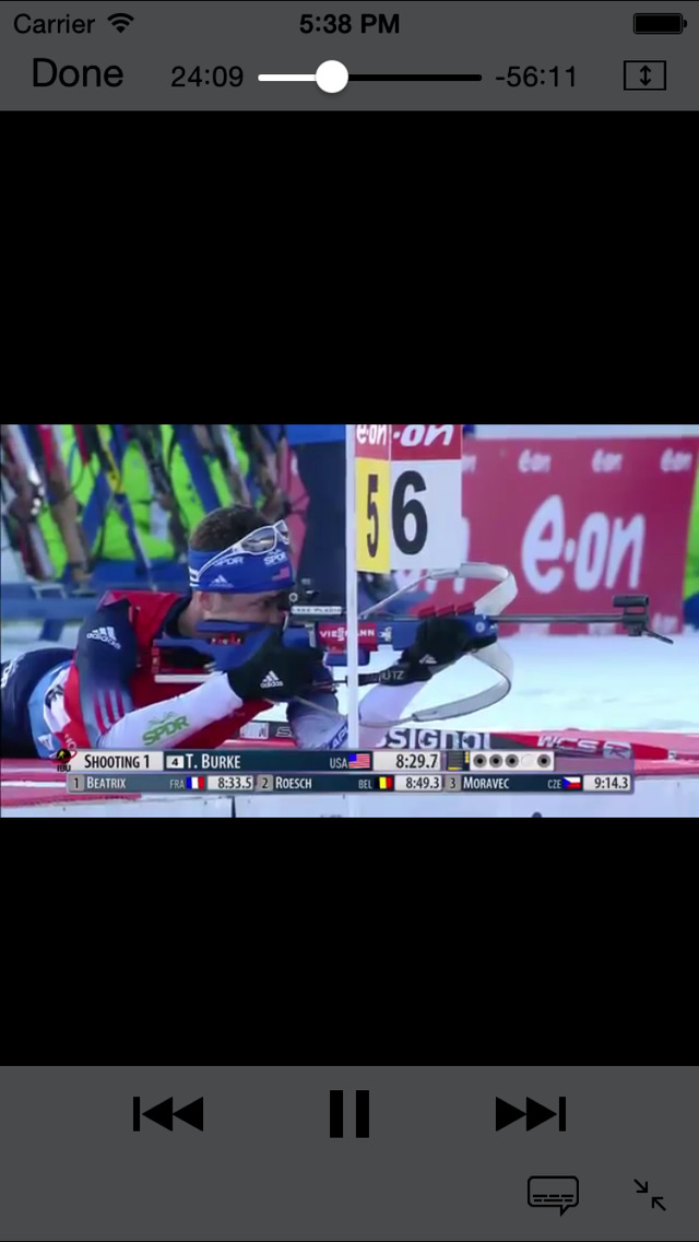 Biathlon News & Video Pro