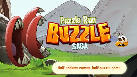 Puzzle Run: Buzzle Saga