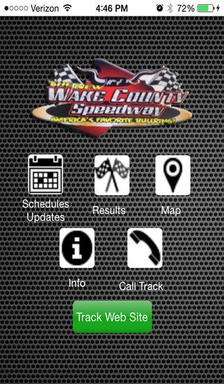 WCS Track Info