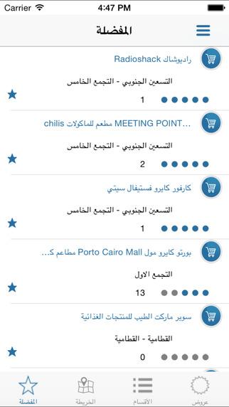 New Cairo Directory