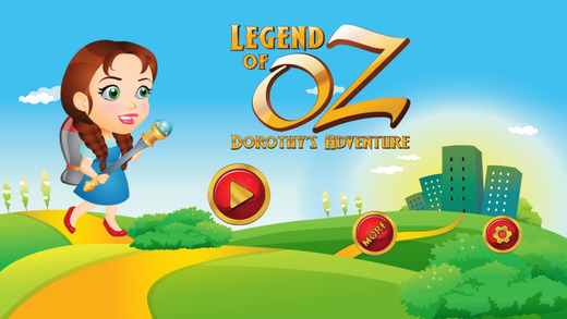 Legends of Oz: Dorothy's Return In The Wizard Of OZ Adventure Runner Game
