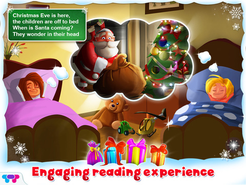 Christmas Tale for iPad iPad Screenshot 4