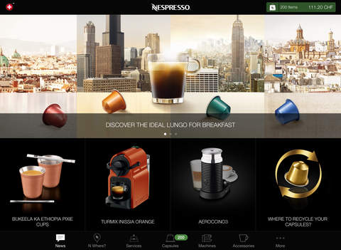 distribution strategy of nespresso Nespresso's initial strategy was to sell their machines through third-party retail channels they earned money from one-time machine sales, which this was the first time that nestle (nespresso's parent company) had sold direct to consumers so they had to learn how to do b2c distribution and brand.