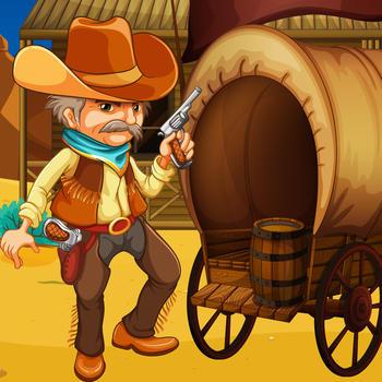 Wild West Sheriff Escape 遊戲 App Store-癮科技App