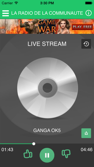 Radio Congolive11 Chicago
