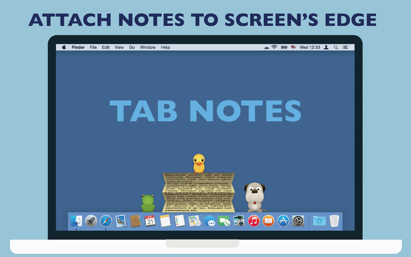 Tab Notes Free Screenshot - 1