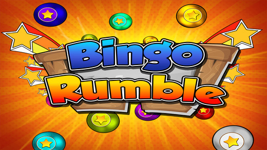 Bingo Rumble Saga - Multiple Daubs With Real Vegas Odds And Grand Jackpot