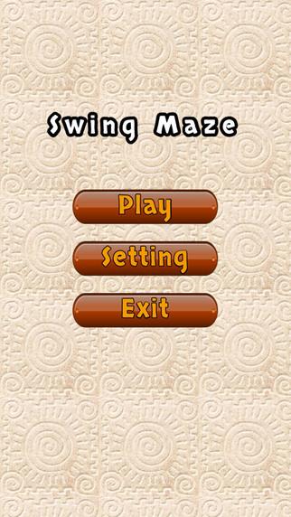 Swing Maze