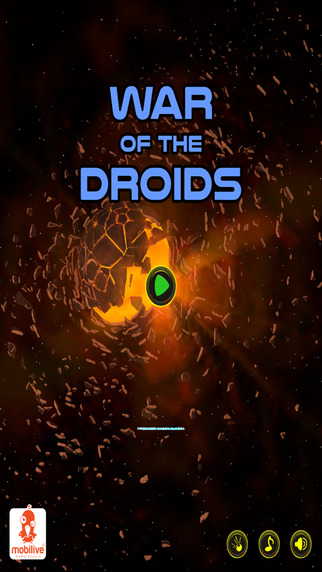 War of the Droids