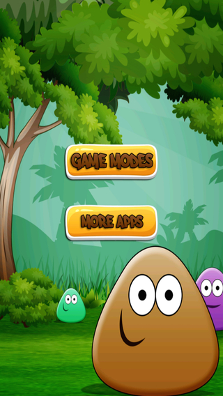 A Smashing Pou Monsters - Kill The Aliens For Human Survival Kids Edition