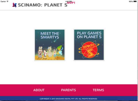 Scinamo - Planet S