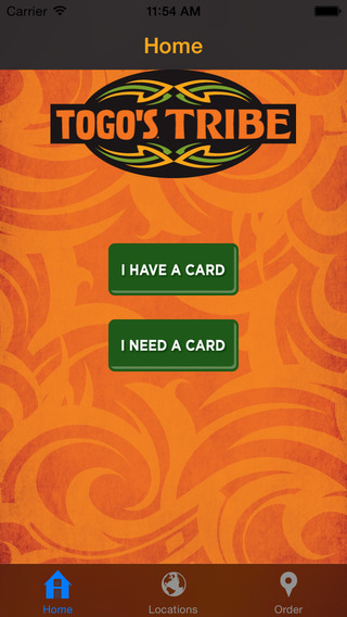 Togo's Tribe - Loyalty Rewards