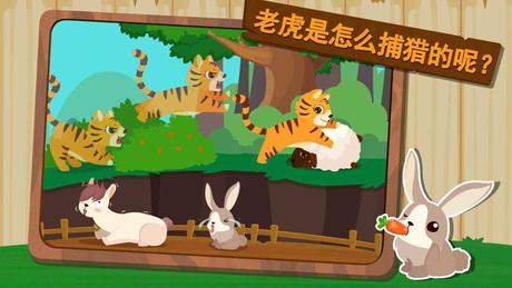 森林动物—宝宝巴士  类