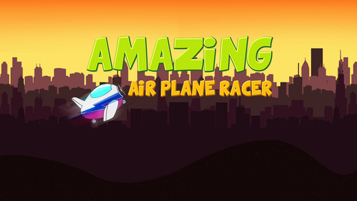 Amazing Air Plane Racer - new speed flight racing game
